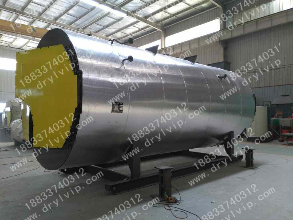 8T低氮蒸汽锅炉